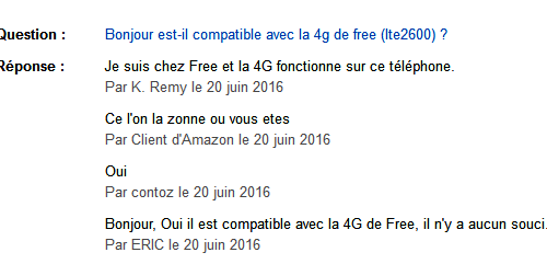 ADUF : Voir le sujet - ASUS ZenFone 2 Laser + Free 4G ...
