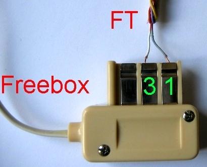 Aduf voir le sujet d synchronisation freebox fr quent for Boitier exterieur france telecom