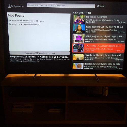 aduf voir le sujet r solu youtube vid os du web indisponible sur freebox v6. Black Bedroom Furniture Sets. Home Design Ideas