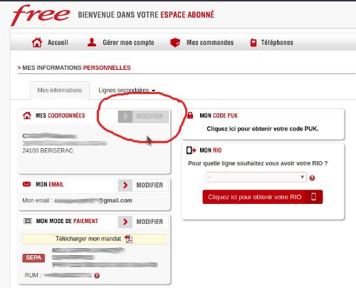 enregistrer message d accueil free mobile